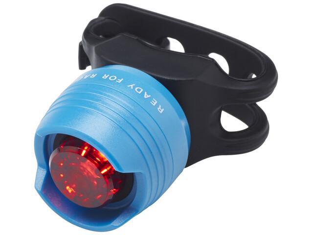 Cube RFR Diamond HQP Fietsverlichting red LED blauw/zwart